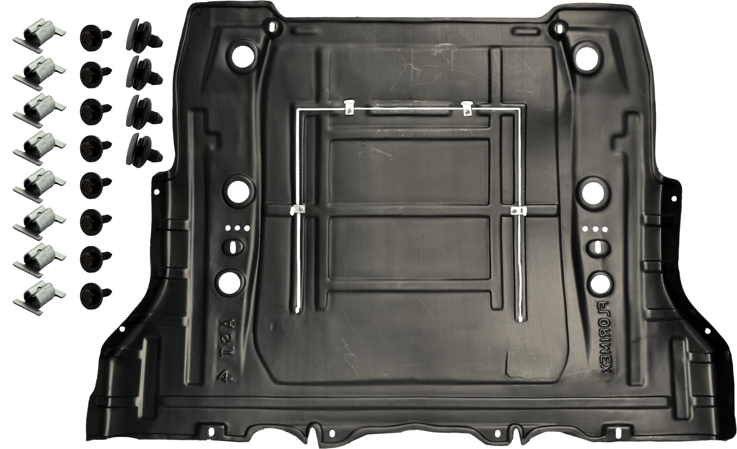 opel astra iv j insignia крышка двигателя запонки hd