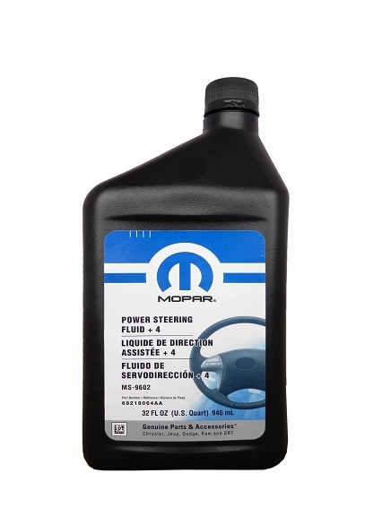MOPAR Power Steering Fluid +4 wspomagania CHRYSLER