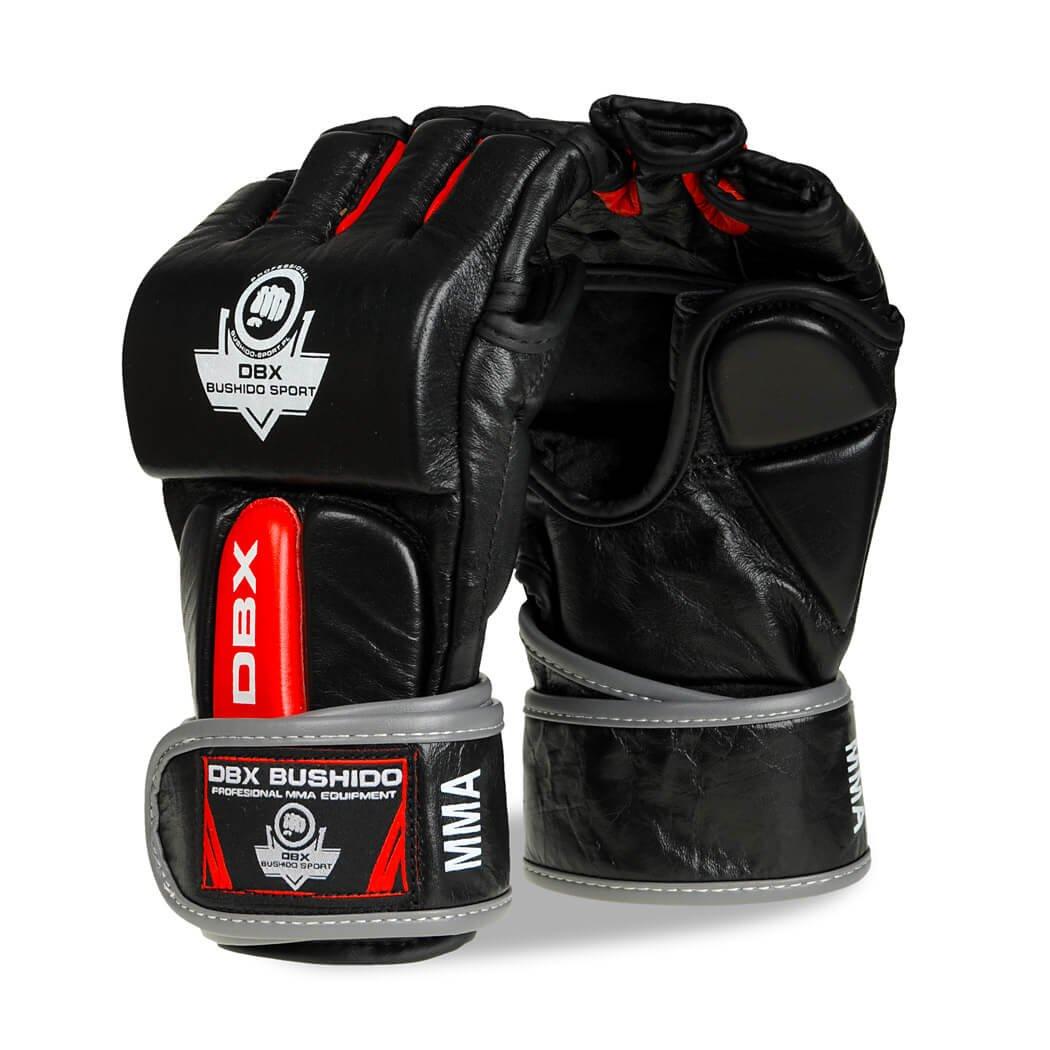MMA Tréningové rukavice na vrece Bushido XL