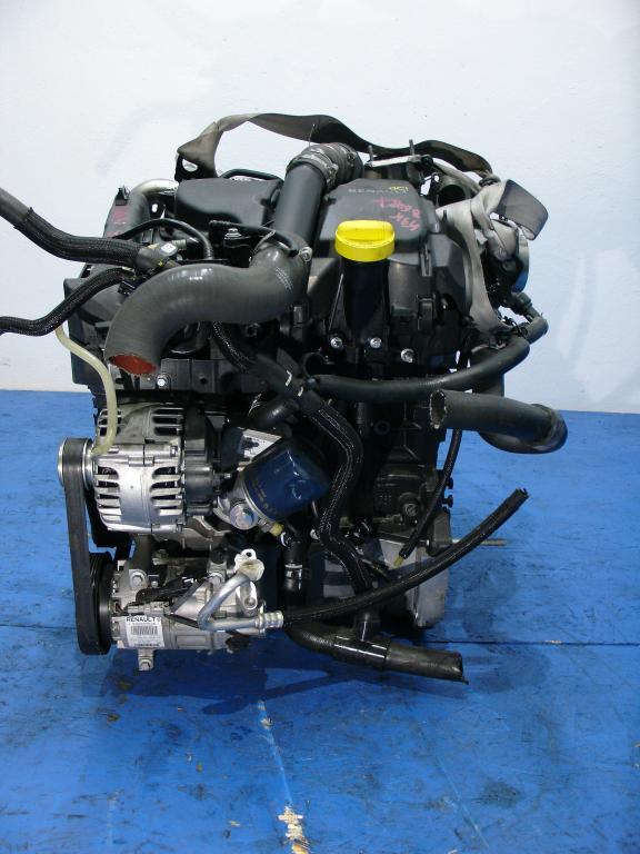 двигатель 15 cdi k9k mercedes citan 1 5