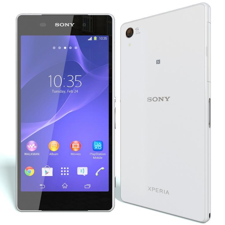 Tel Sony Xperia Z2 D6503 Bialy 8827618237 Sklep Internetowy Agd Rtv Telefony Laptopy Allegro Pl