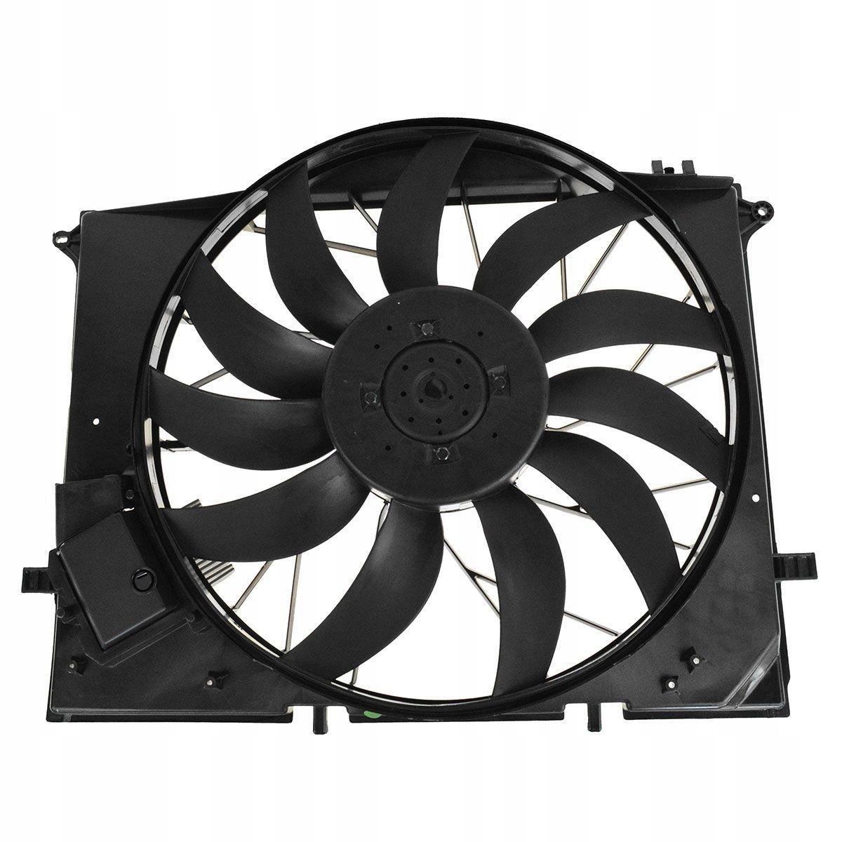 mercedes w220 s-class вентилятор a2205000193 650w