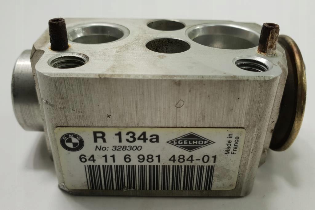 клапан расширительный кондиционирования воздуха bmw e91 20 d 6981484