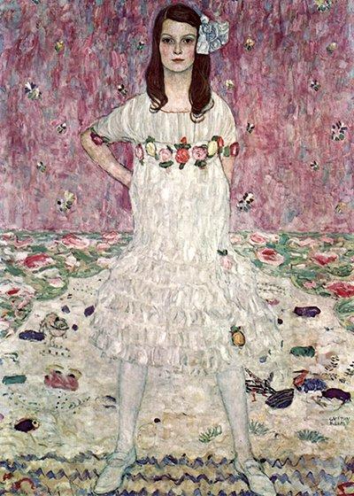 Картина Евгении Примавези - Густав Климт - 70x50