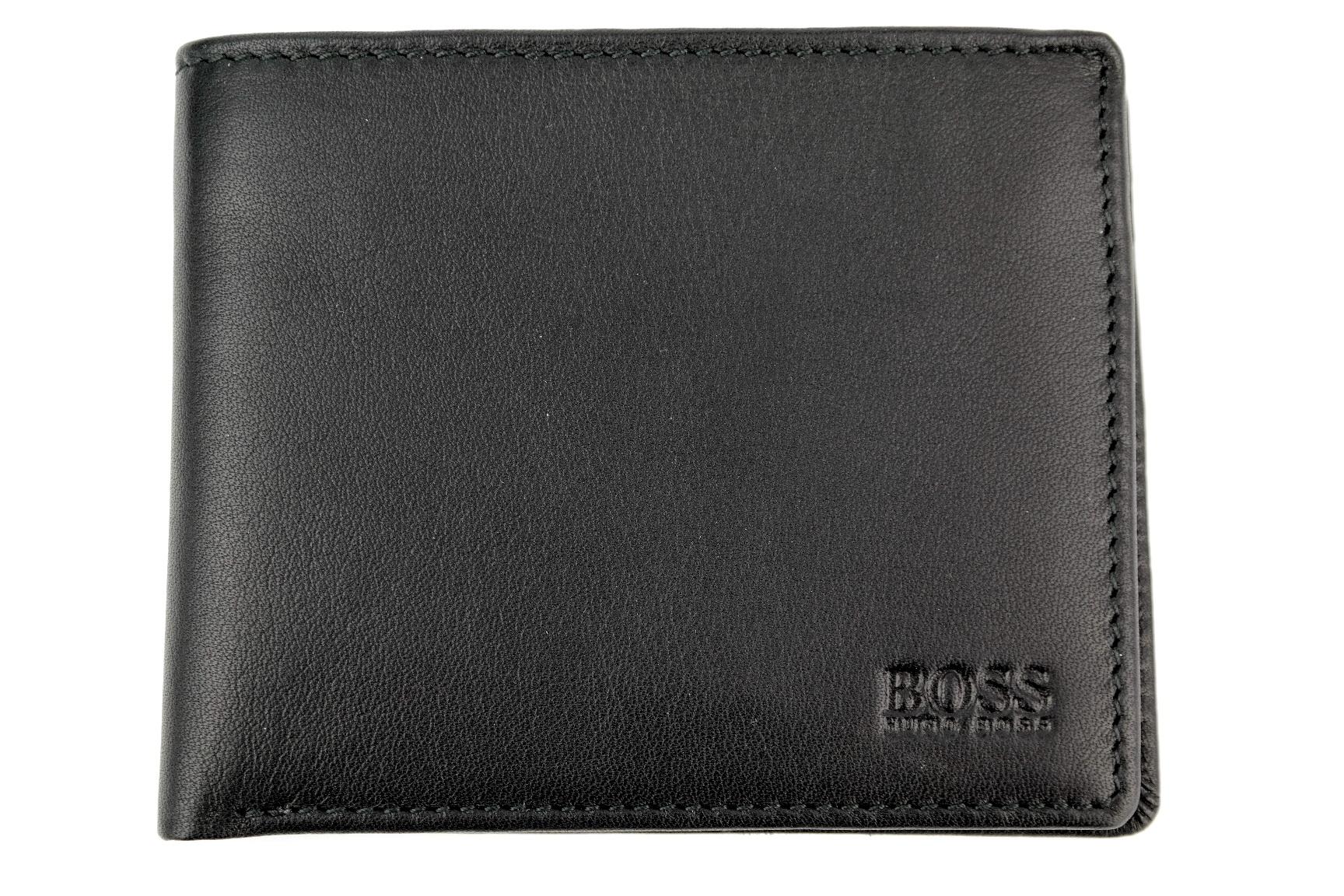 Hugo Boss Tiena T Portfel Meski Czarny Karty 6753603585 Allegro Pl