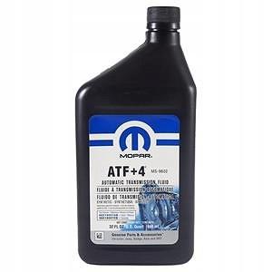 Масло автоматической коробки передач ATF+4 1L MOPAR