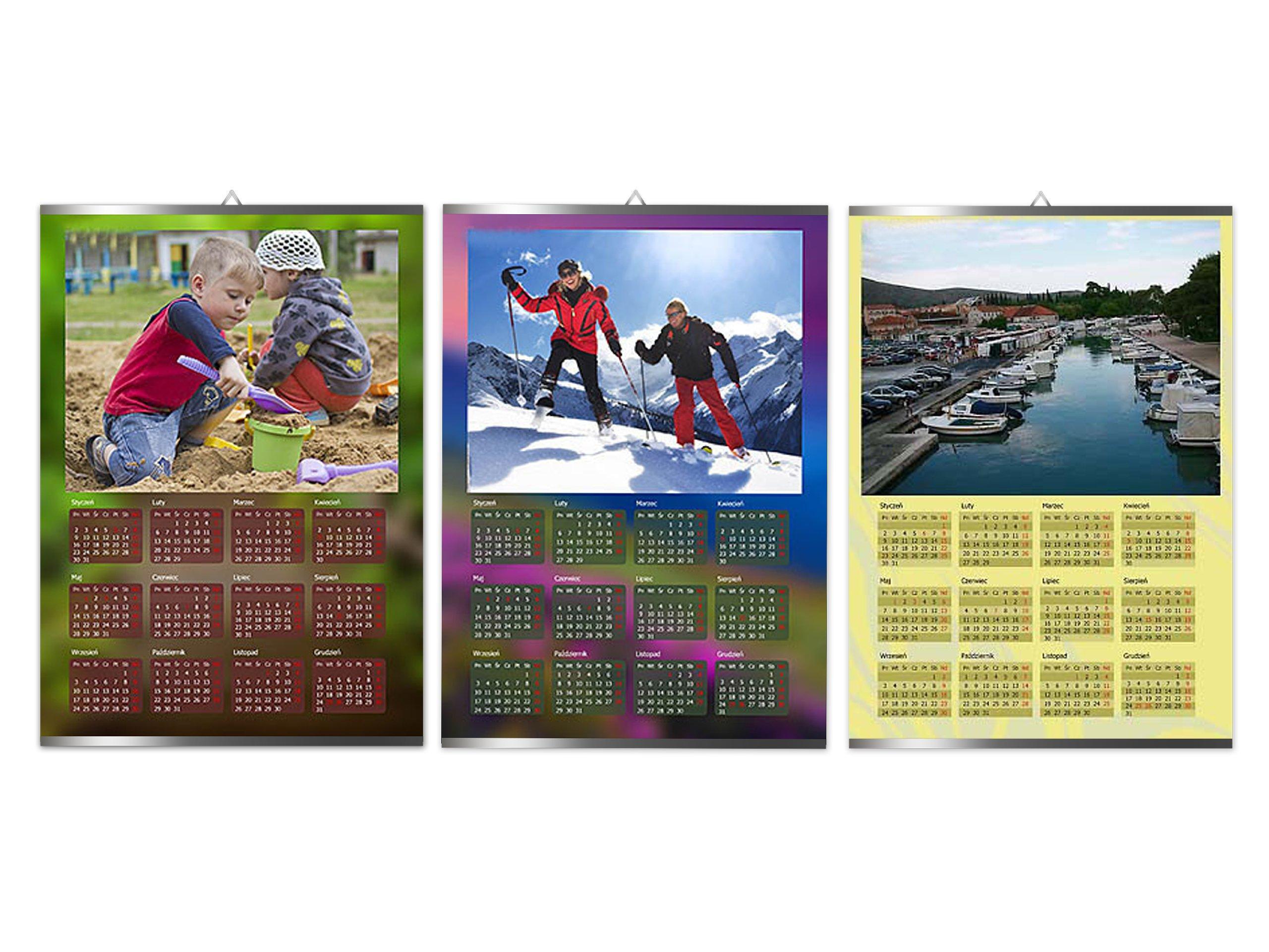 3x Foto Kalendarz A3 Plakatowy Jednostronny 28 Zl Allegro Pl Raty 0 Darmowa Dostawa Ze Smart Gorzow Wielkopolski Stan Nowy Id Oferty 6588996512