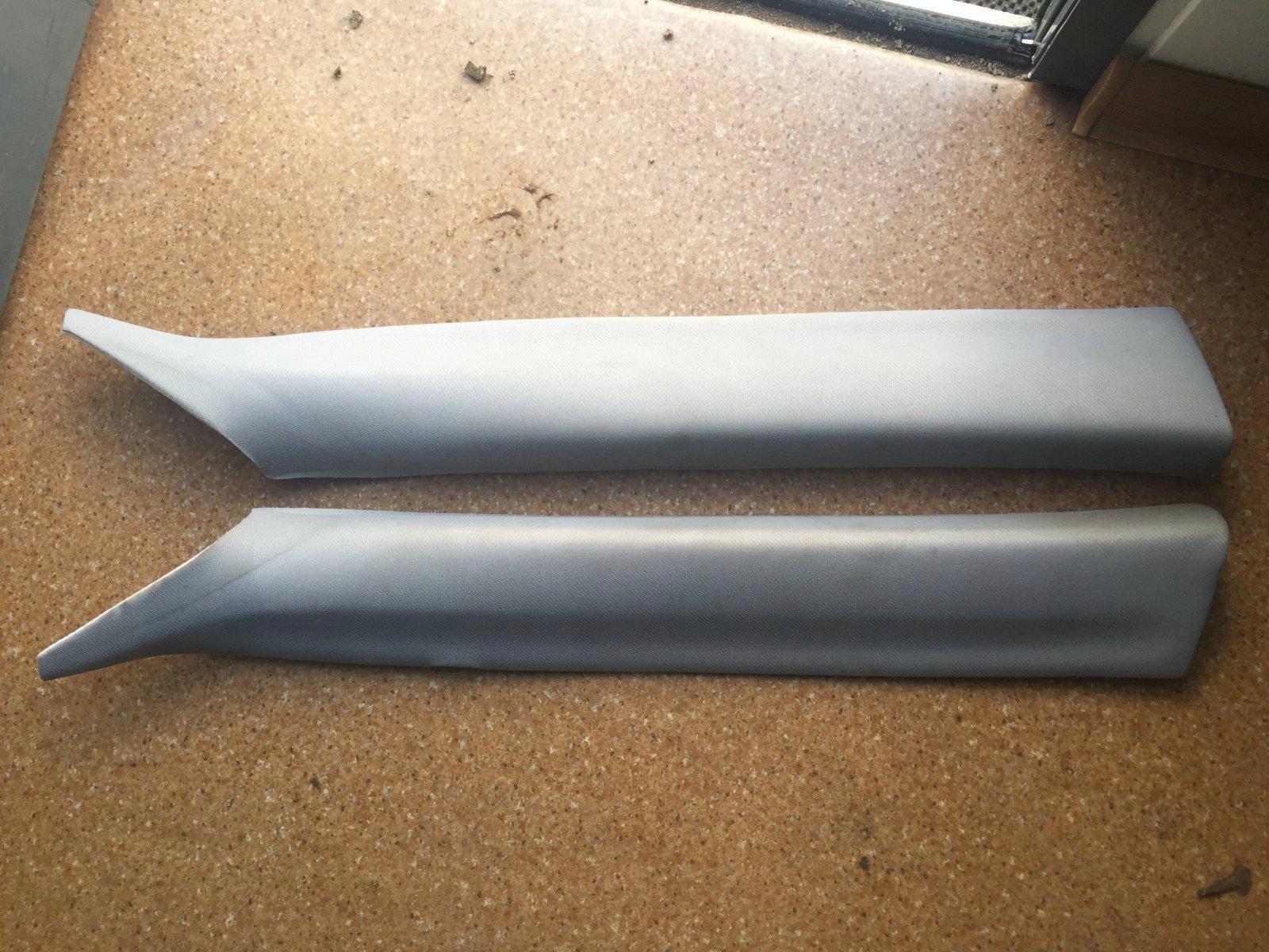 крышка стойки стекла volvo s40 v40 слева права