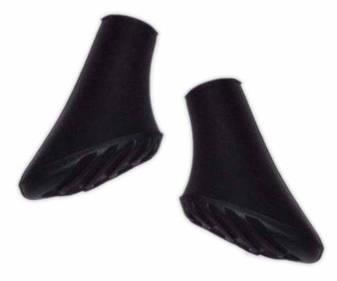 4x topánky uzáver špičky tyčinky Nordic palice (k)