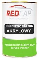 REDCAR АКРИЛОВЫЙ РАЗБАВИТЕЛЬ 0,5 литра