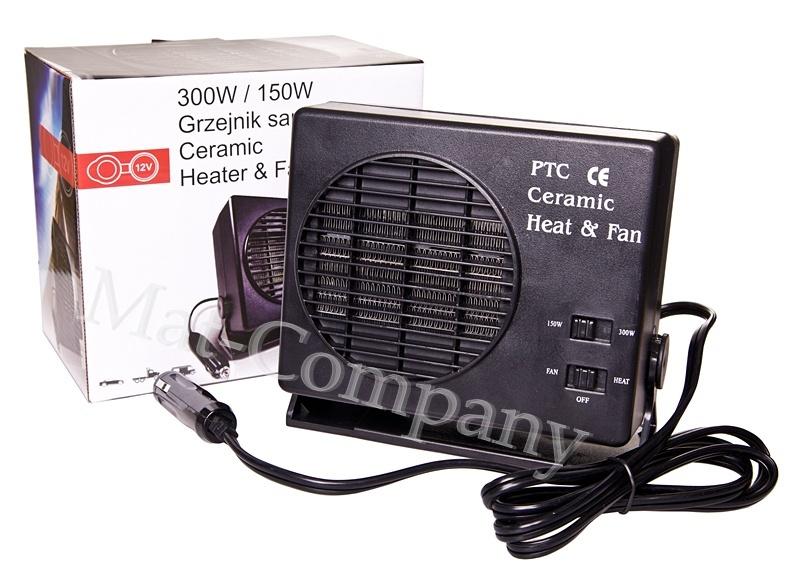 Самый мощный обогреватель нагреватель 12v 300w (фото 2) | Автозапчасти из Польши