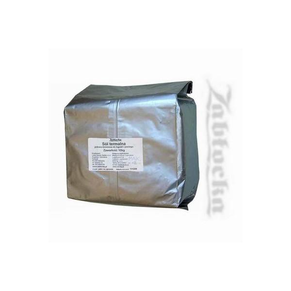 Zabłocka Термальная Соль для ванны пилинг 10 кг*