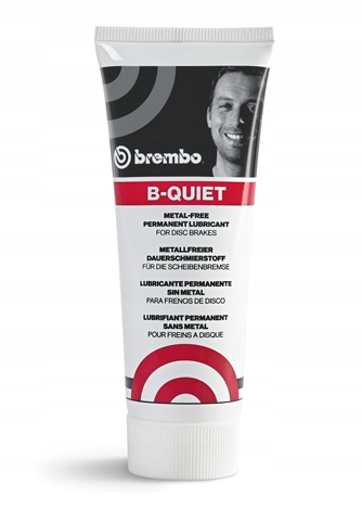 brembo b-quiet смазка к тормозных i направляющих 75ml