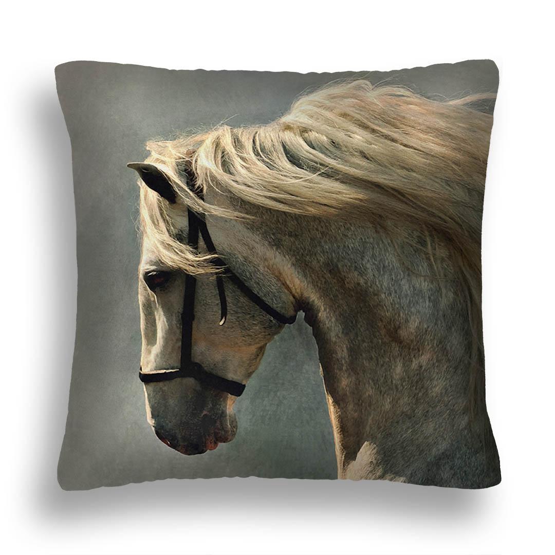 Cushion Horse 40x40 Kone 10 Vankúš + Príspevok