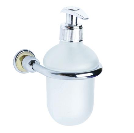 Kontajner pre tekuté mydlo mosadzy KM03-075-11