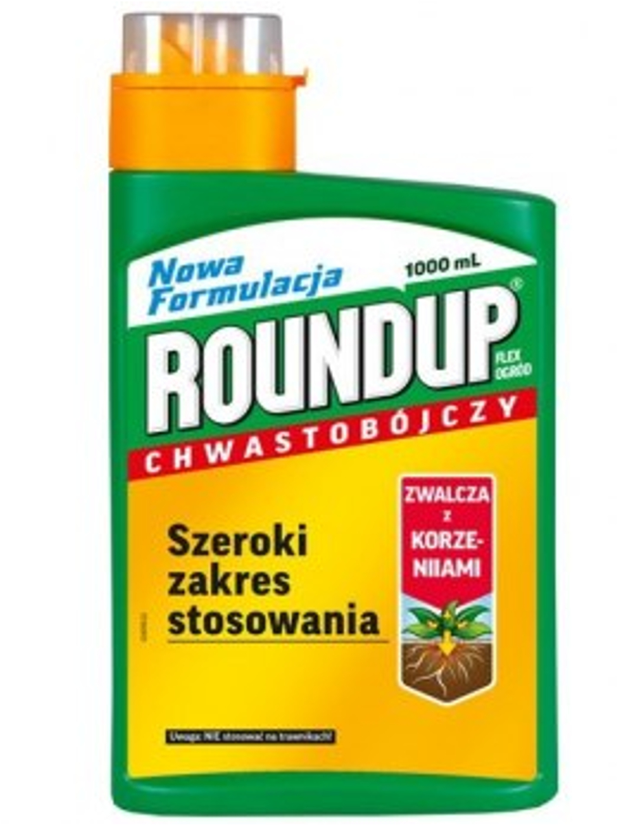 RANDAP SUBSTRAL сорняков Раундап Flex CONCENTRATE 1L