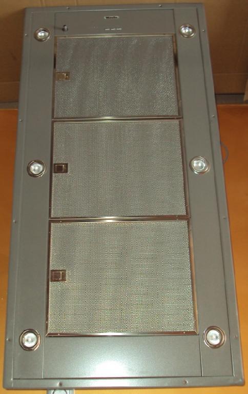 Nová kapucňa MIELE DA2270 Veľká 120x60cm gastronómia