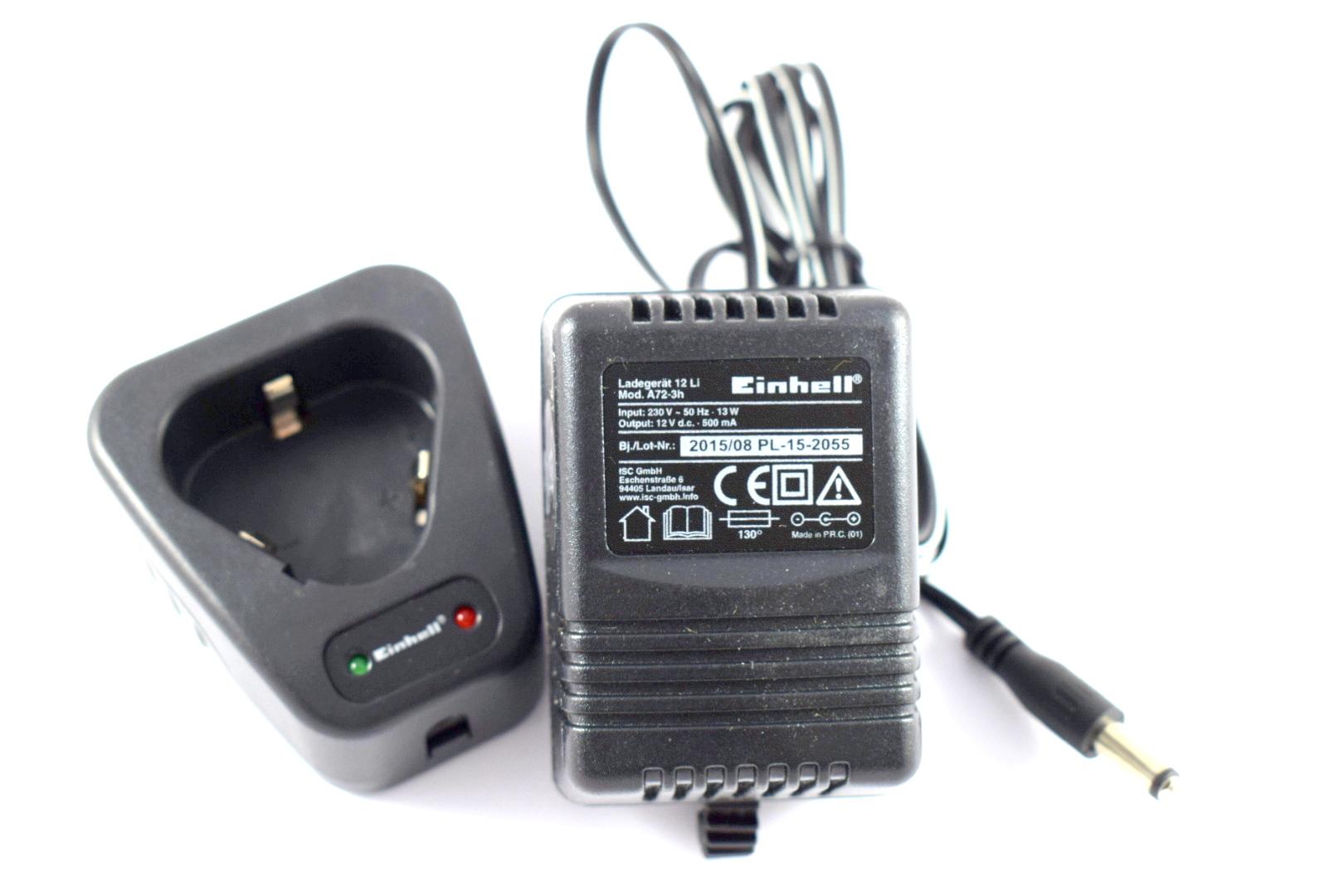 Nabíjačka, napájací adaptér Einhell TH-CD 12-2 Li RT-MG