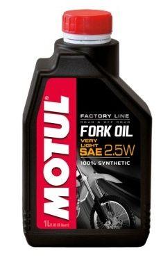Motul Fork Oil 2.5 В Factory Line Very LIght 1Л лаг
