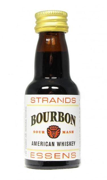 Esencja zaprawka do alkoholu BOURBON WHISKY 25ml
