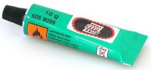 niemiecki KLEJ DO DĘTEK TIP-TOP - 10 g/ 14 ml