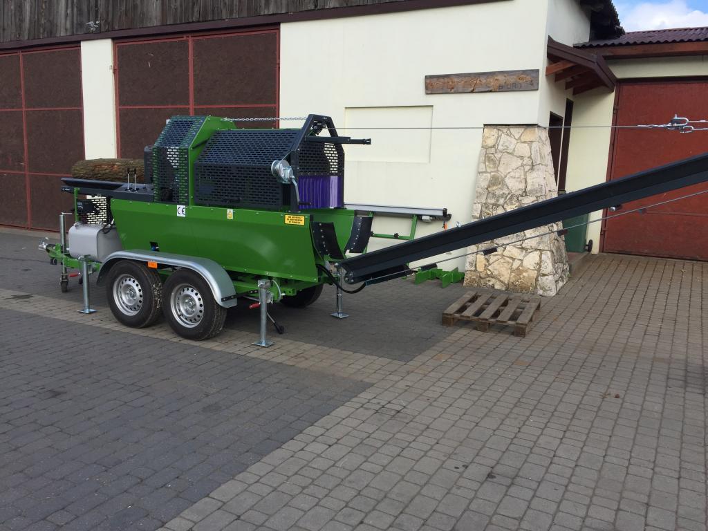 ВЫПИВАЛ СПЛИТТЕР R380 ЭЛЕКТРИЧЕСКИЕ С НДС 16 тонн 45 см