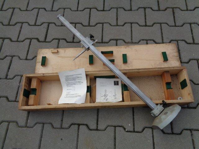 ALTIMETER 800 mm DDR Nová cena 984 PLN F / DPH