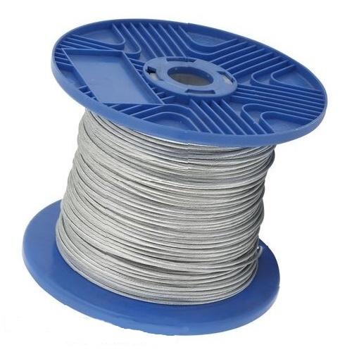 Pozinkované oceľové lano pre 2,5 mm x 2MB