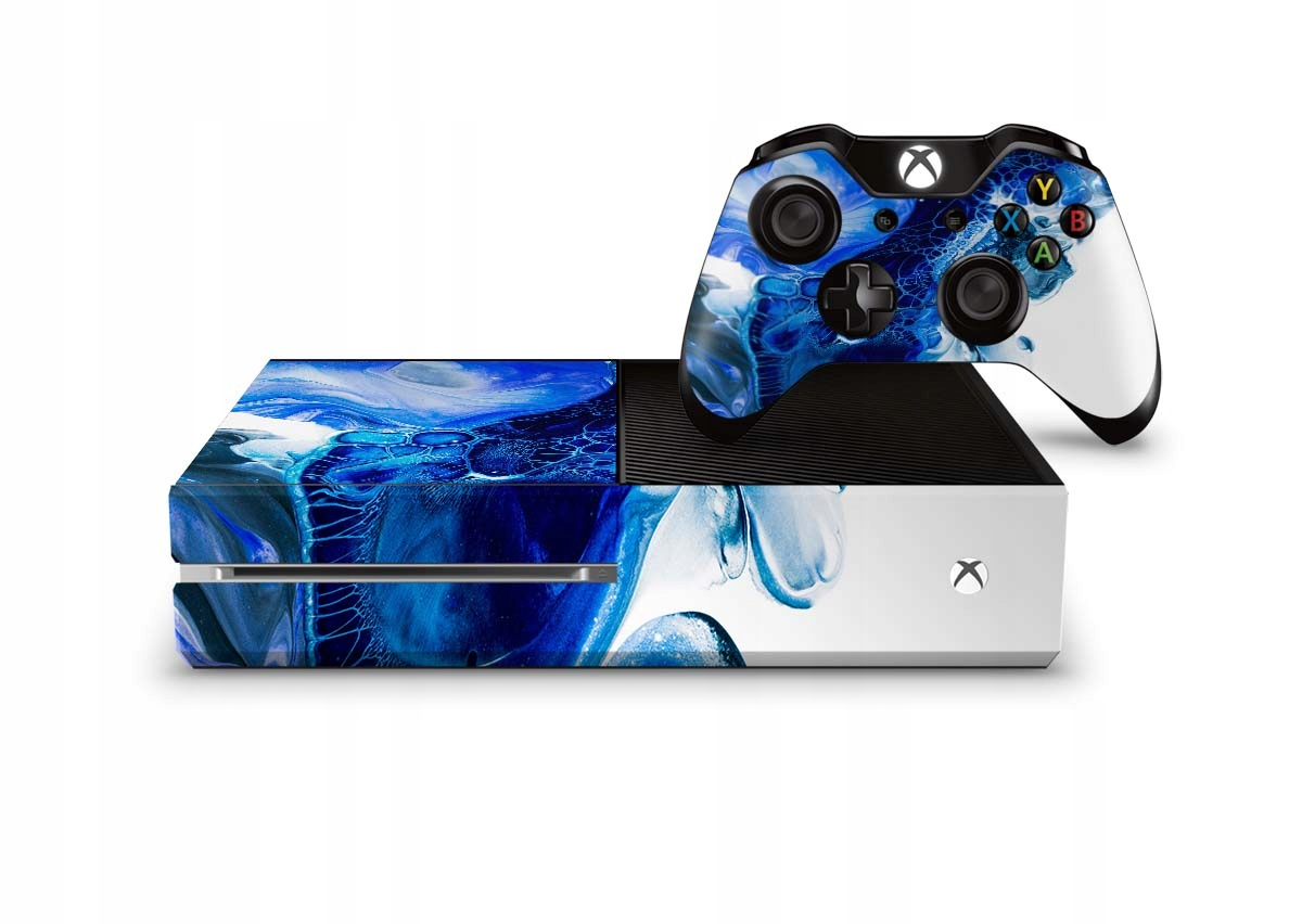 Item Skin stickers for console and controller Xbox One, One S