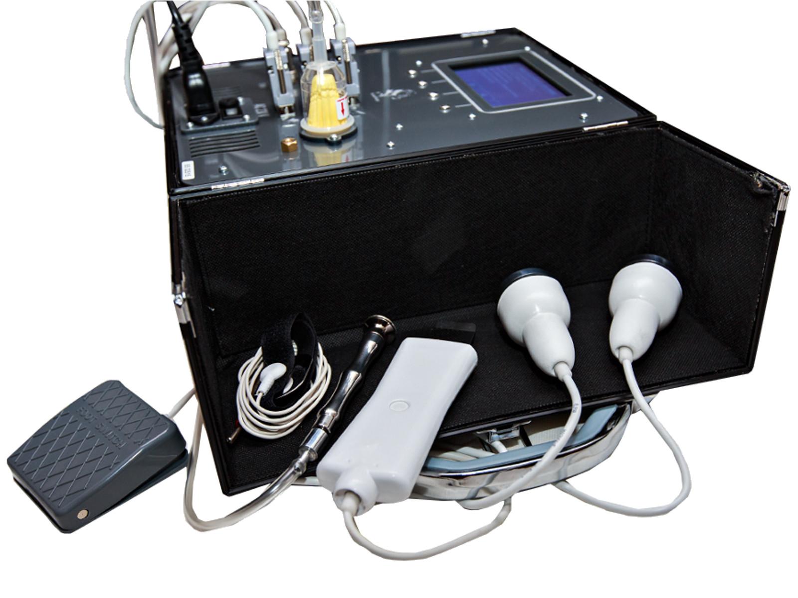 7W1 Mobilný kozmetický kombinovaný, mikrodermabrázia