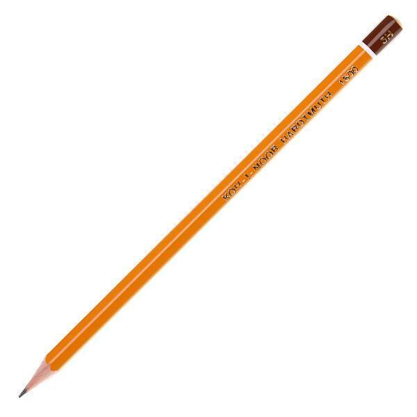 Grafitská ceruzka 5H Koh-I-Noor 1500 Škola, štúdium