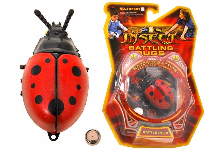 Realistický hmyz Nano Robak Spider ZA0890