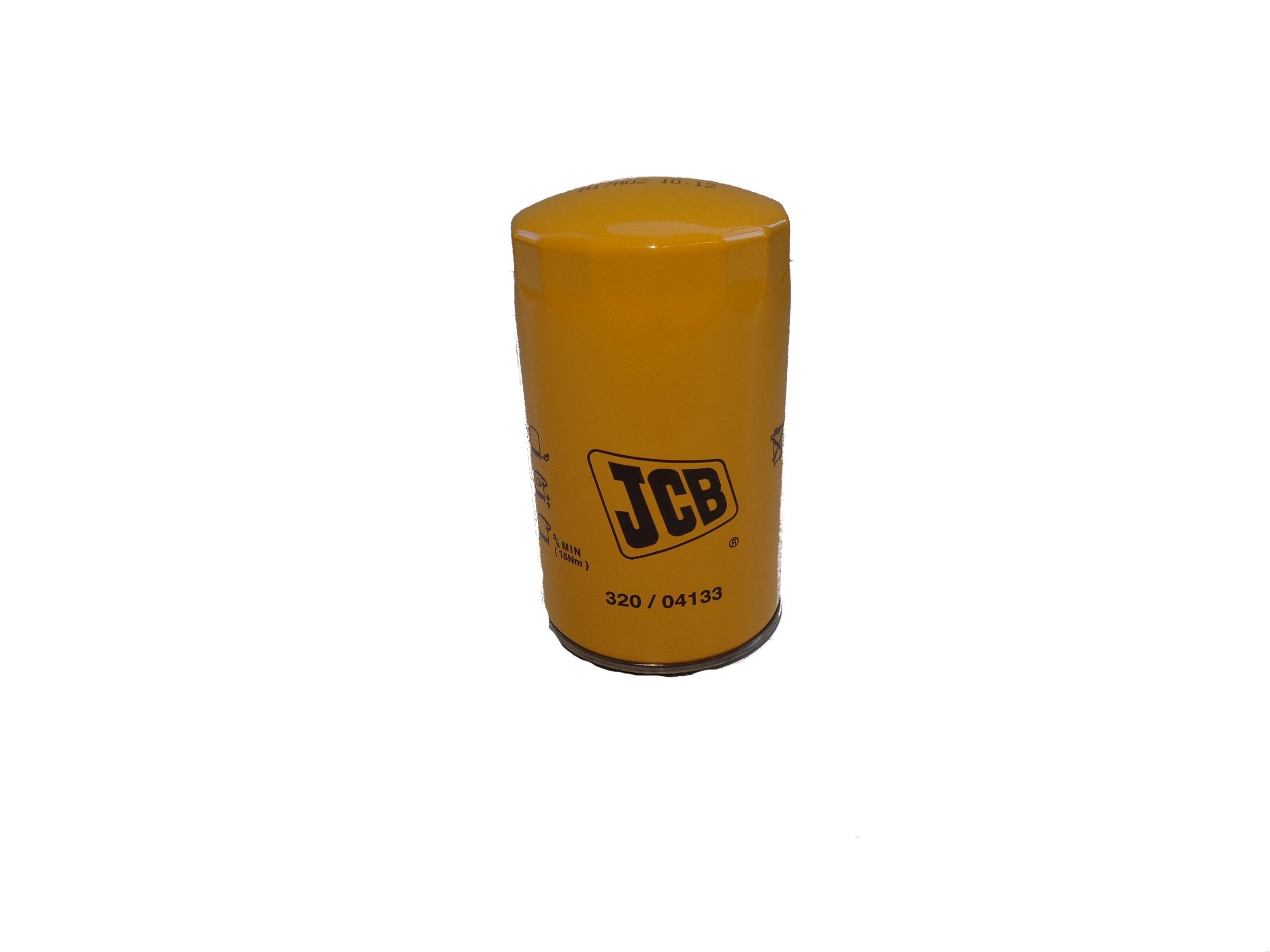 Filtr oleju silnikowego JCB 320/04133 DieselMax