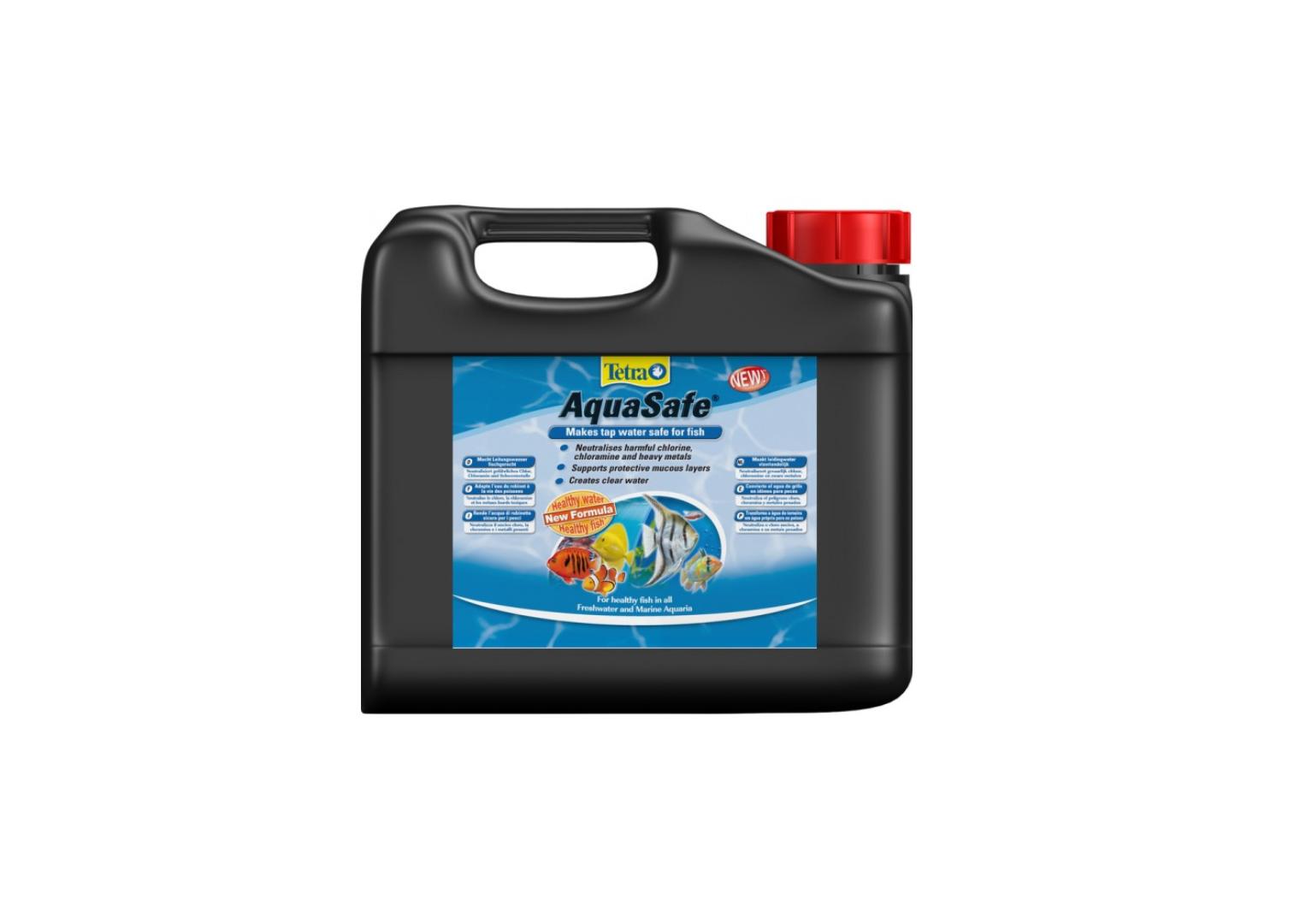 Tetra Aqua Safe 1000ml Упаковка REFILL
