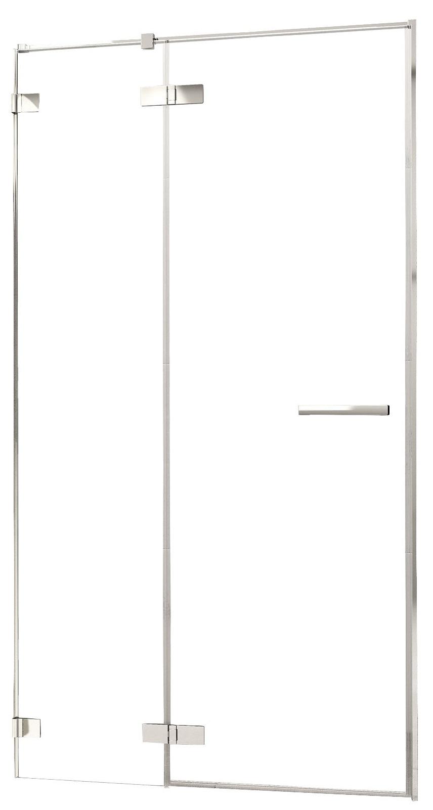 Sprchové dvere kupé Umenia II DWJ 90 RADAWAY