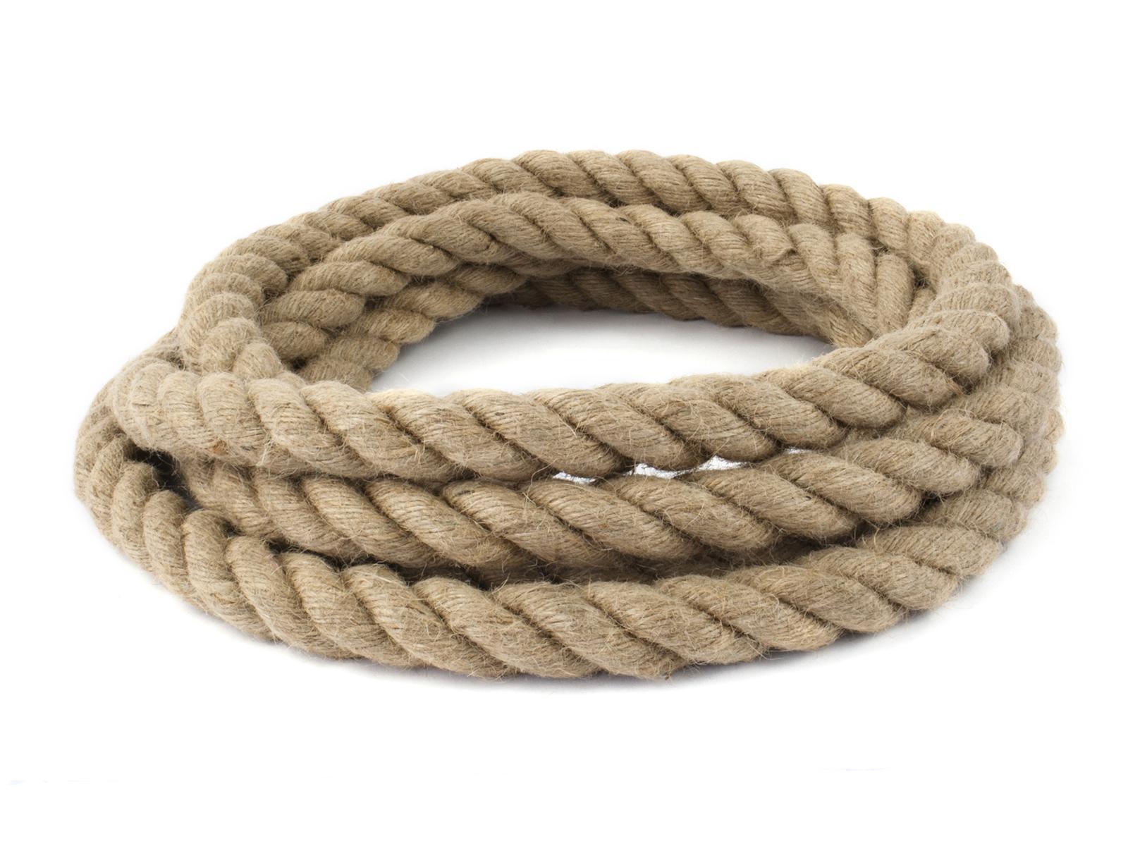 Lano juty lano jutowa jutówka fi 30 mm 40 m