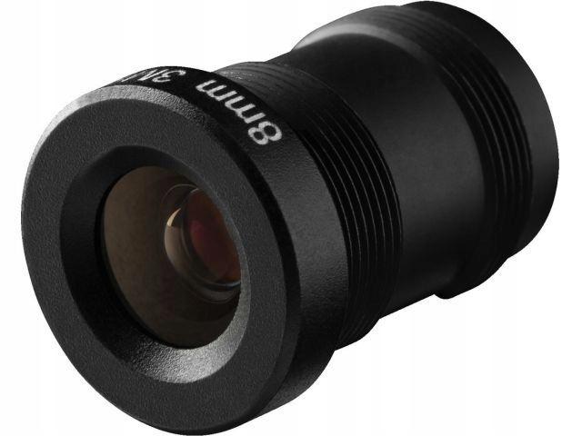 Monacor MPL-800 Obiektyw do kamer megapikselowych