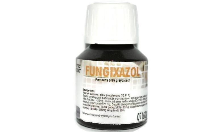 Exotic Medik FUNGIXAZOL 50ml от микозов у птиц