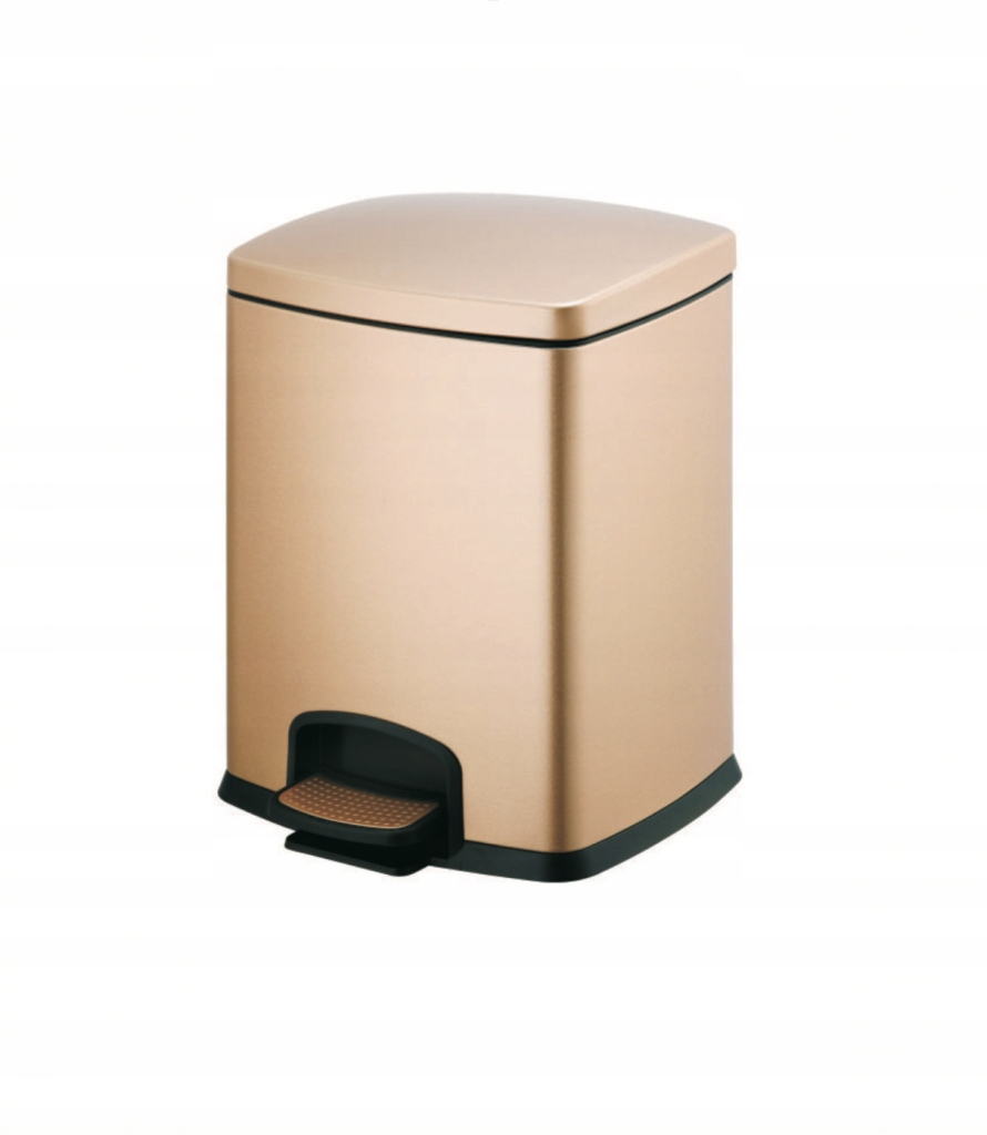 Zlatý kôš na odpadky 5l Stella - 20.20305-G