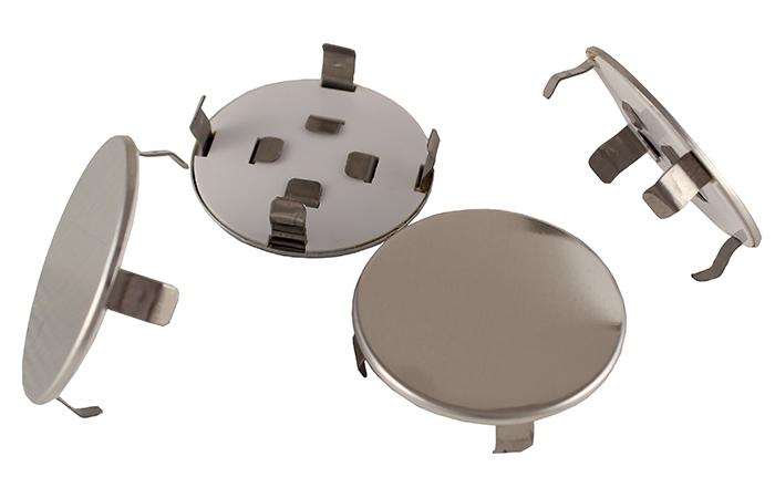 НАКЛЕЙКИ НАКЛЕЙКИ KAPSLE для колесных дисков 48-74 металл 4PCS