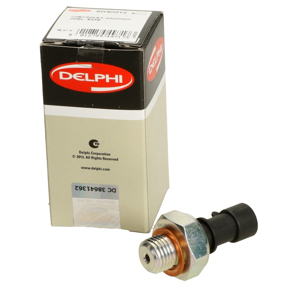 датчик давления масла delphi opel astra g