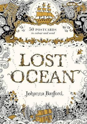 Lost Ocean Postcard Edition 50 pohľadníc