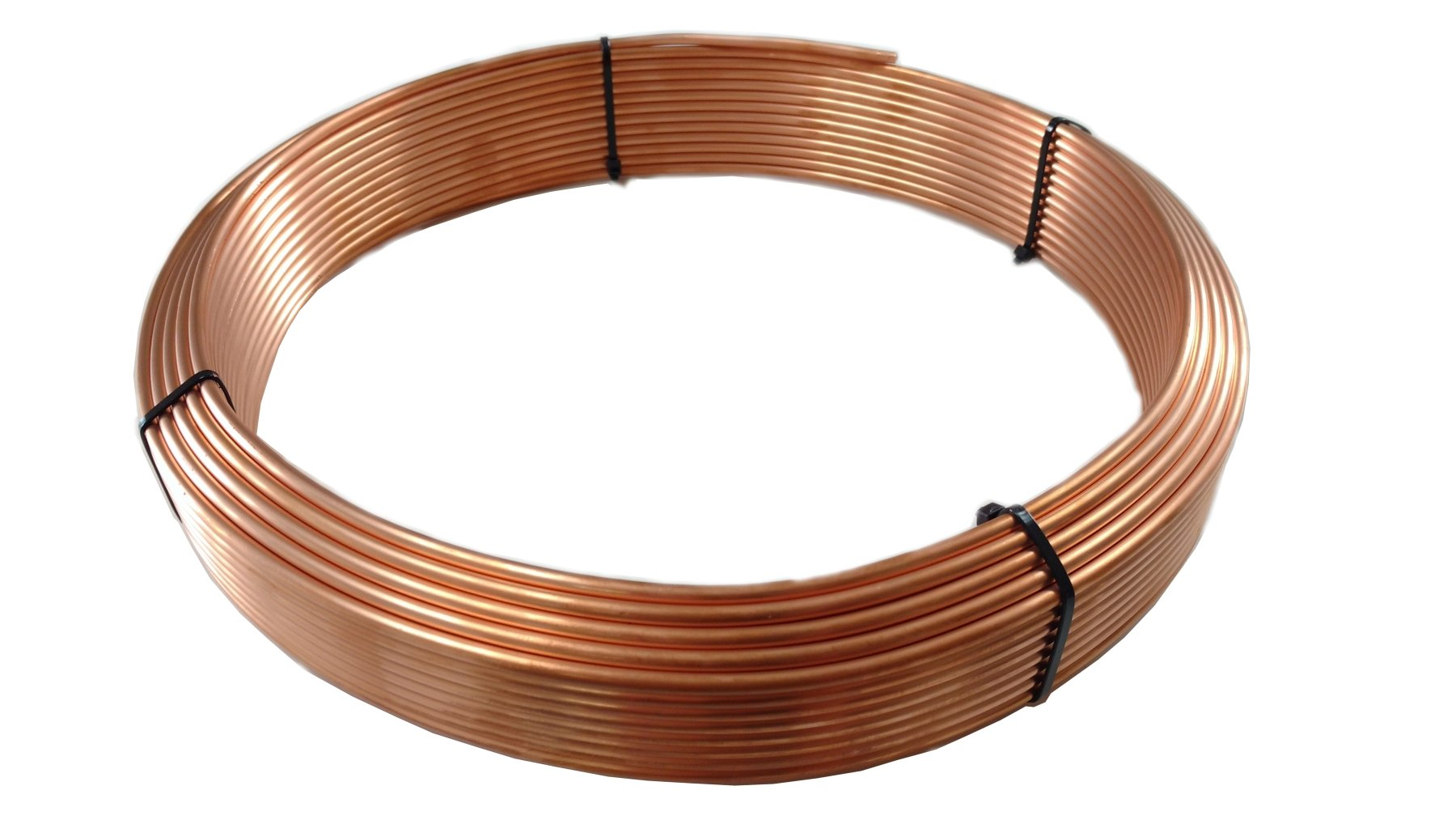 трубка труба медная на провода топливные fi 8x1
