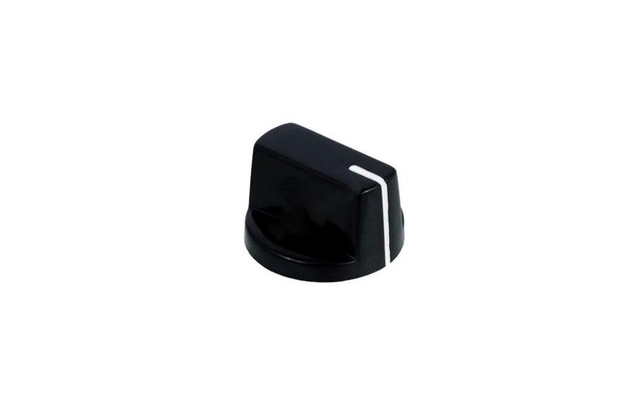 Gombíkový potenciometer typu 51c čierny vitalco