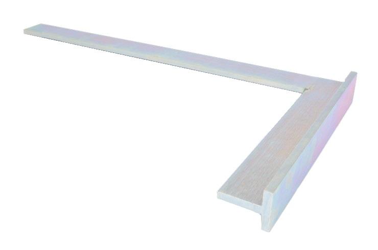 Zámočník s oceľovou nohou 60x30cm 14494