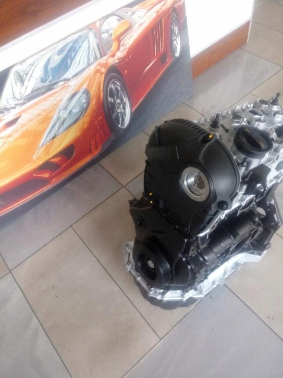 Двигатель 2.0 tfsi cjx volkswagen audi, фото 1