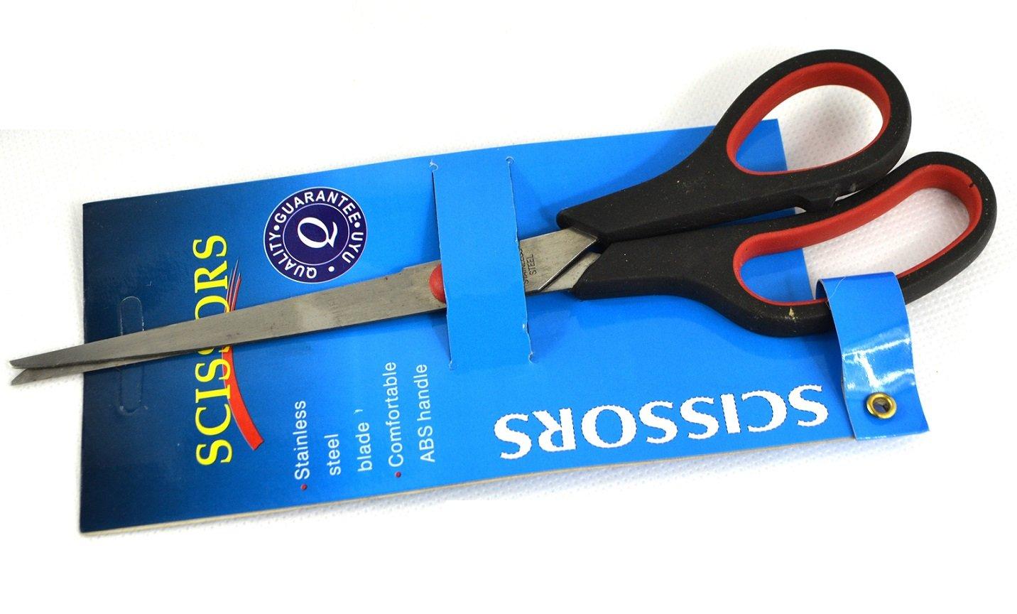 Školské kancelárske nožnice pre papier veľké nožnice