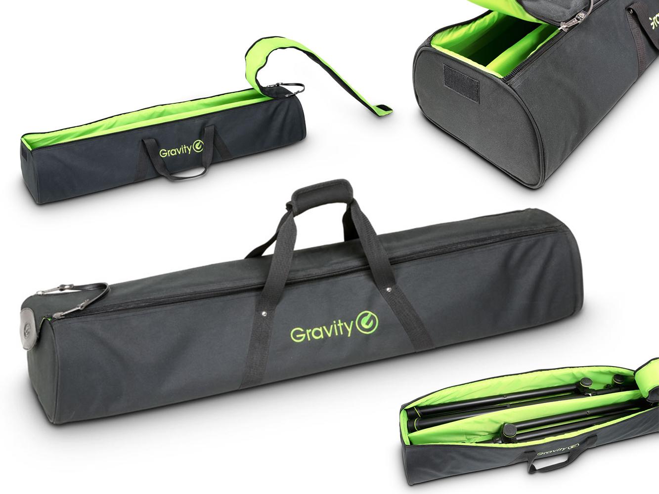 Gravity BGSS2B taška pre dvoch reproduktorov