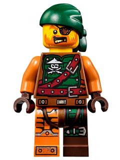 LEGO NINJAGO: Bucko NJO196 | KLOCUS24 |