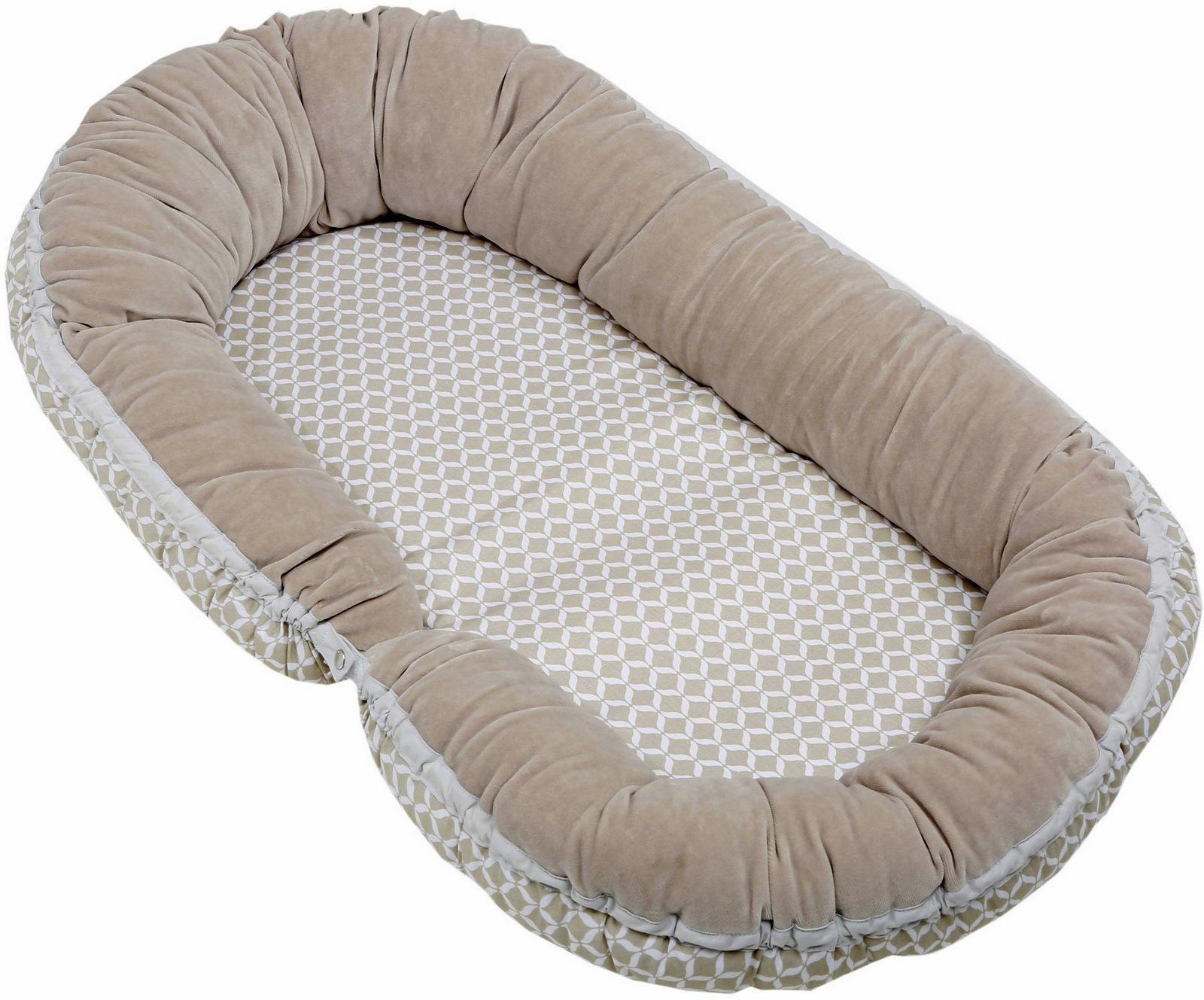 Cocoon,Hniezdo posteľ+playpen Mladší MATERSTVO